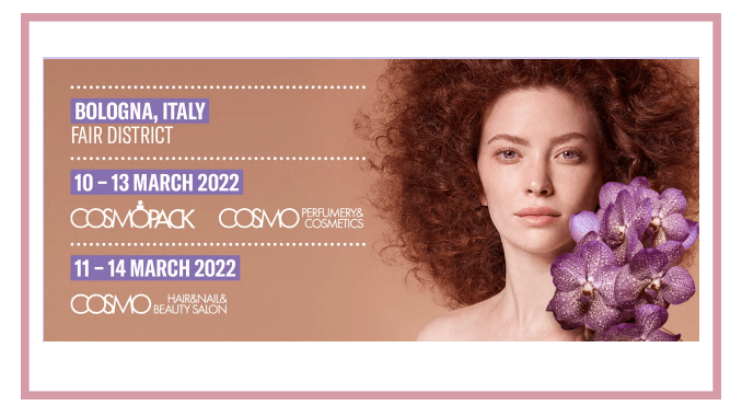 Cosmoprof Worldwide Bologna postpones to 2022 and announces a new format